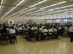 H24.6.4 関電説明会(神戸サンボホール)
