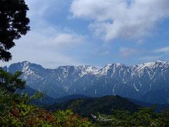 大倉山からの大パノラマ。