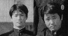 市来君(左)と吉田君