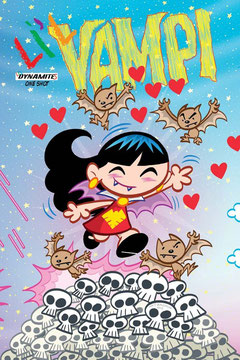 Cover by Art Baltazar
