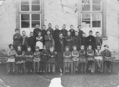 Schuljahrgang 1922/23 (Orginalzustand)