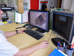 CAD-Konstruktion 3D