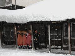 写ッセ イベント部門賞 No.40218 高田瞽女さんの唄が聞こえる 大竹 俊夫(見附市)