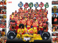 2009 - Cinesische Schränzer-Tänzer