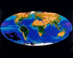 I dati sono stati raccolti dal novembre 1978 al giugno 1980. NASA