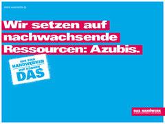Bundesweit kämpft das Handwerk mit Nachwuchskampagnen gegen den Fachkräftemangel. (Bild: Deutscher Handwerkskammertag e.V.)