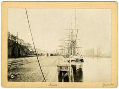 Foto de la Némesis en 1894