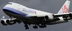 Boing 747-409F/SCD - China Airlines Cargo - Reg.Nr. B-18719 ©UweMarquart