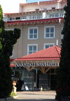 Das PartnerhotelNaantali Spa Hotel *****; Eine von mehreren Partnereinrichtungen für die Köcheausbildung des Raisio Vocational College
