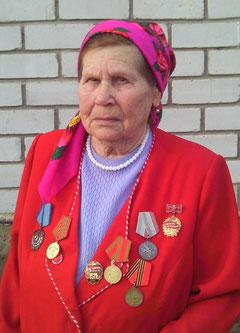 Мария Павловна Ряпалова