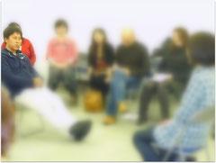 T.Oさんとのセッション風景(2012年3月)
