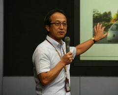 横井一仁先生