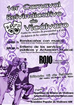 Carnaval de la Asamblea de Jóvenes de Vicálvaro