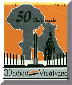 Logotipo creado para conmemorar el 50º aniversario de la anexión