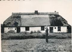 Landarrbeiterkate um 1930, Foto: Archiv Dr. Frisch