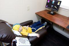Neurofeedback療法 Image:Autism Treatment Center