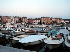 Hafen Rovinj