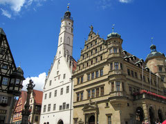 Rothenburg o.d. T., Rathaus