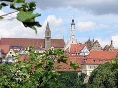 Rothenburg ob der Tauber Altstadt