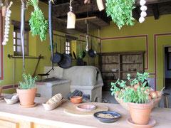 Carnuntum, Gastrobereich der Therme