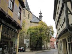 Kirche St. Blasii, Quedlinburg