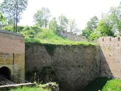 Burg Donaustauf, zweites Tor