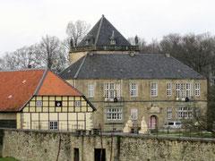 Schloss Gesmold mit Orangerie, Melle