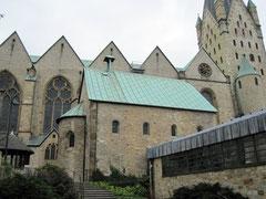 Bartholomäuskapelle, Kaiserpfalz und Dom