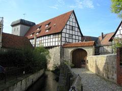 Adelshof Quedlinburg