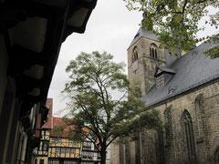 Marktkirchhof und St. Benedikti, Quedlinburg