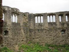 Burg Kallmünz, Palas