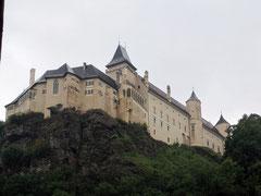 Schloss Rosenburg, Mold