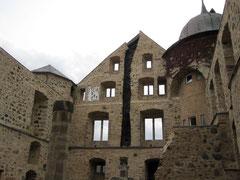 Schloss Sababurg, Reste des Palas