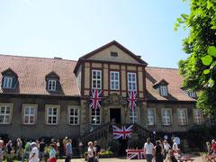 Rittergut Remeringhausen, Herrenhaus