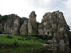 Externsteine Horn-Bad-Meinberg