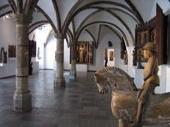 Schloss Gottorf, Gotische Halle