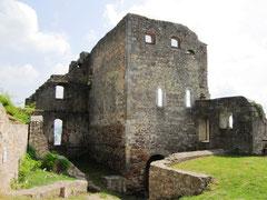 Burg Donaustauf, Torhaus mit Kapelle