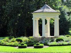Schlosspark Tiefurt, Musentempel