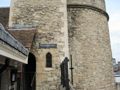 Tower of London, Broad Arrow Tower
