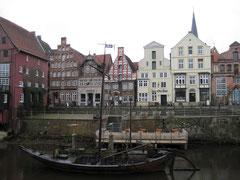 Alter Hafen und Am Stintmarkt, Lüneburg