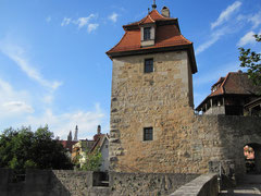 Rothenburg o.d. T., Kobolzeller Tor