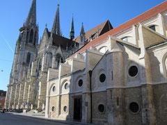 Dom St. Peter und Ulrichskirche, Regensburg