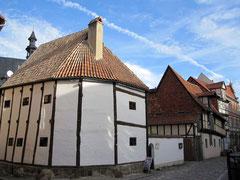Ständerbau Quedlinburg