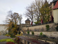 Schloss Wernigerode, Terrassengärten