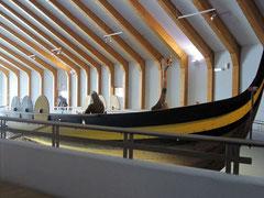 wikingerzeitliches Langschiff, Haithabu