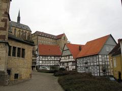 Altstädter Kirche St. Maria Heimsuchung und Schwerte, Warburg