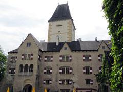 Burg Ottenstein, Hauptburg