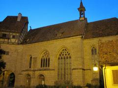 Rothenburg o.d. T., Wolfgangskirche