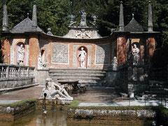 Schloss Hellbrunn, Wasserspiele