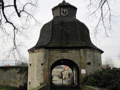 Schloss Gesmold, Torturm